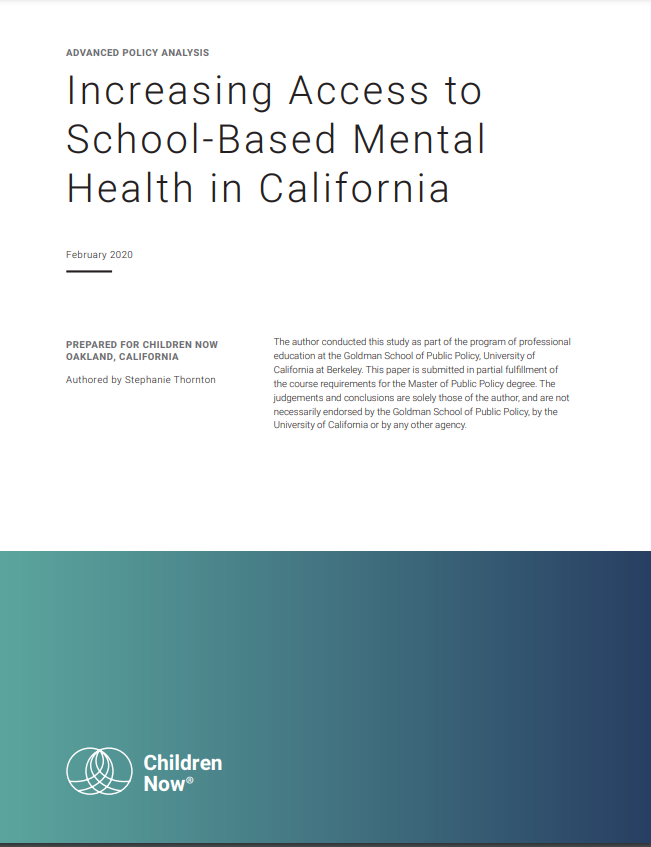 increasing-access-to-school-based-mental-health-care-cover